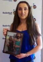 Denise Dunlea Basketball Ireland Award 31-5-2014