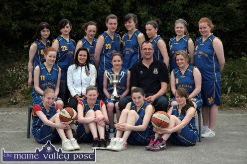 CIsland Community College All-Ireland 13/05/2010