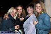 Liz Broderick (left) pictured with: Tina Brennan, Karen McKenna and Michelle Brennan at the HercOileán After Party at An Riocht AC on Saturday night. ©Photograph: John Reidy