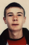 Another photograph of Aengus 'Gussie' Shanahan issued after his disappearance in February 2000.
