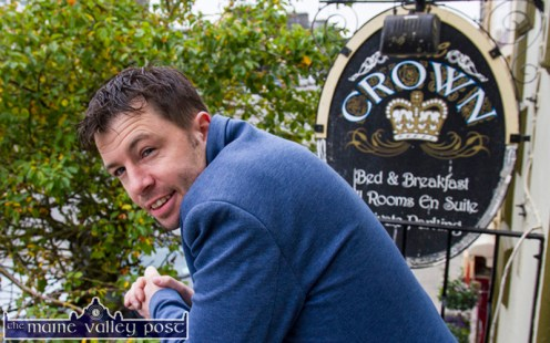 Paul Griffin at The Crown 18-10-2015