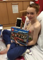 Arron O'Leary's recovery after his lung transplant is remarkable - according to his doctors in Newcastle.