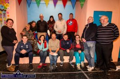 Island Players 'Canaries' Rehearsals 17-11-2016