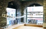 Part of the display in the spacious area at the Castleisland Camera Club Charity Exhibition and Sale of Work at The Market House on Saturday. Photograph: Castleisland Camera Club.