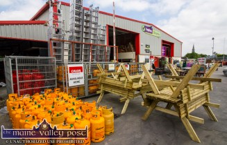 You'll find all you need at Topline Browne's Home, Agri and Builders Providers Open Day in Castleisland. ©Photograph: John Reidy