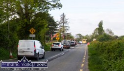 The work on Dysart Bridge will impose its own traffic calming measures as the by-pass closes today for repairs. ©Photograph: John Reidy