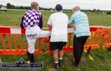 No consessions to fashion here as comfort and practicality carry the day at Castleisland Races on Sunday afternoon. ©Photograph: John Reidy