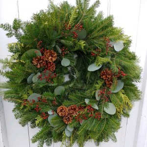 Balsam Wreath 2