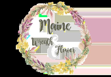 Maine Wreath & Flower