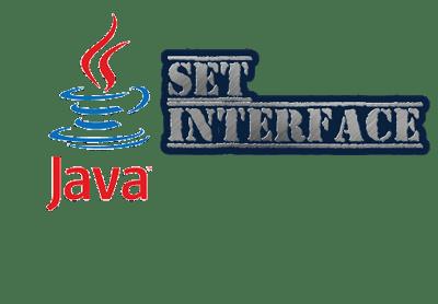set interface java