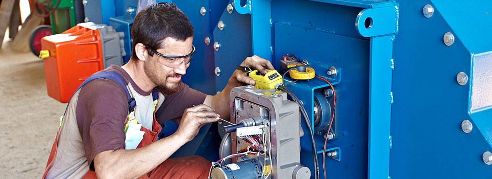 Industrial Installation & Servicing