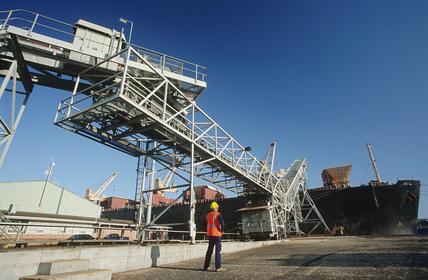 Marine Industry Supply Chain