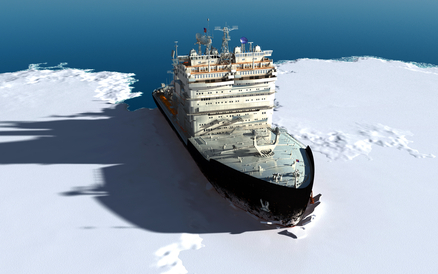 benefits of arctic shipping