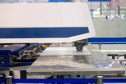 sheet metal stamping process