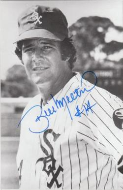 Autographed B&W Postcards Chicago White Sox