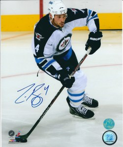 Autographed Jets Photos