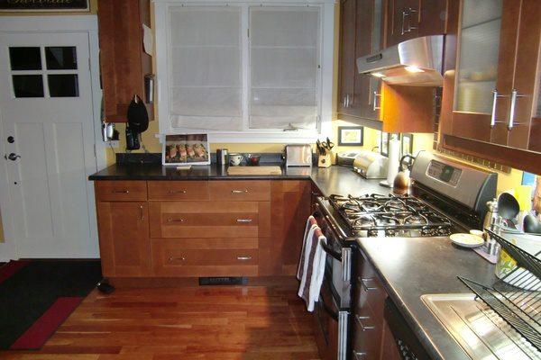 My current kitchen