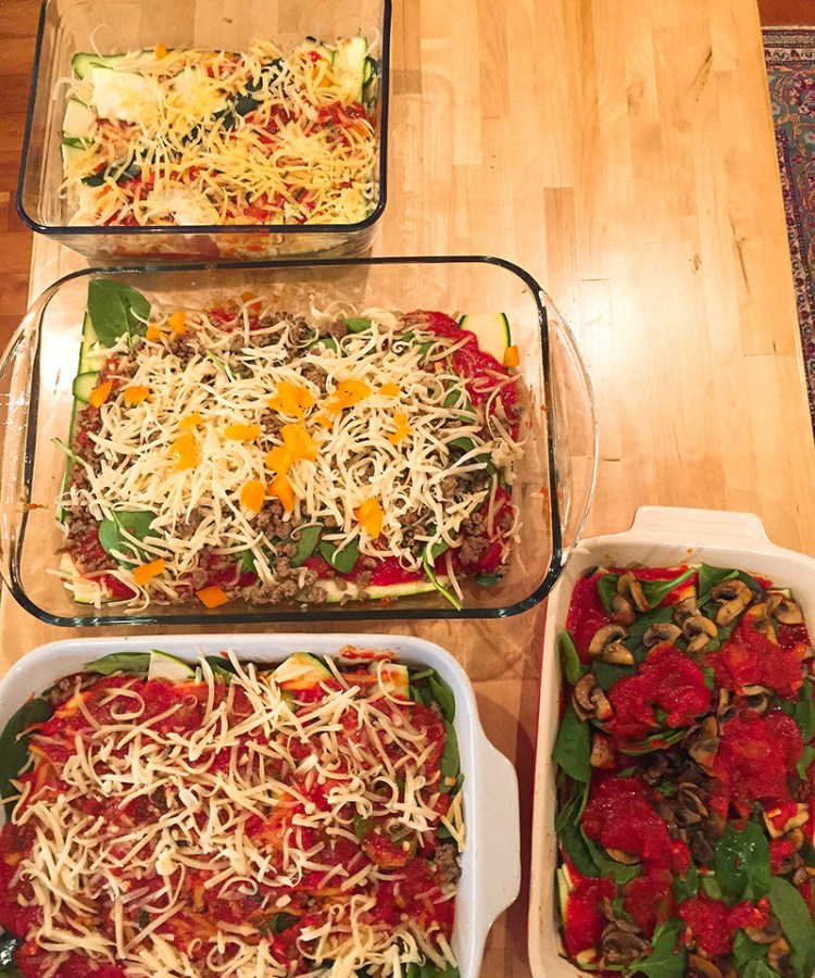 Lasagne for everyone