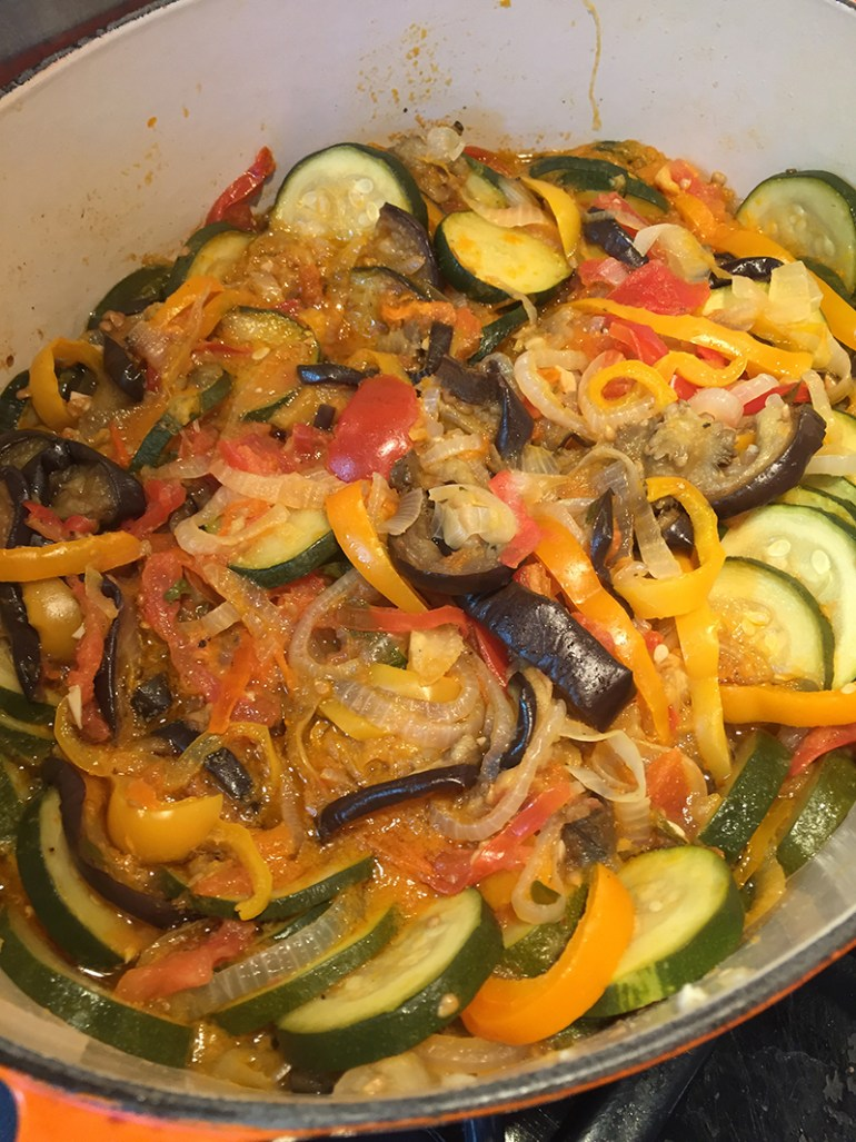 Ratatouille Mainlyfood EatWith Summer in Provence