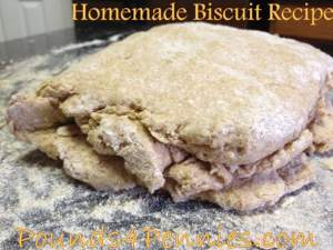 Homemade Biscuits Recipe: and Pancake Mix