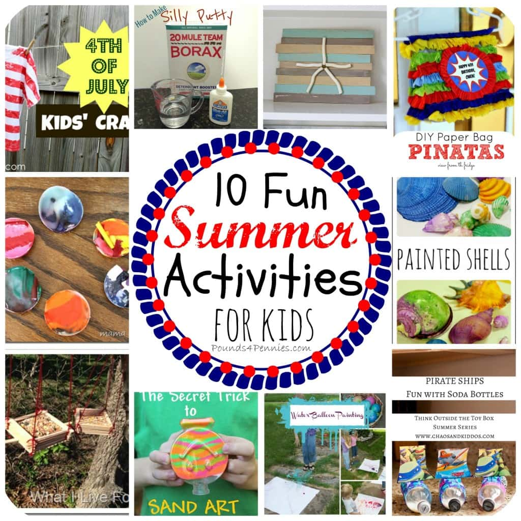 Fun Summer Camp Activities For Kids