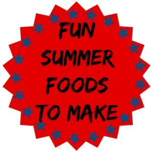 Fun Summer Foods to Make and Enjoy {Linky Party}