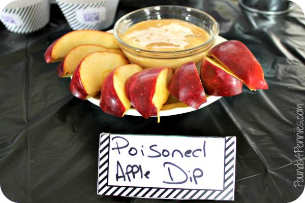 Poisoned Apple Dip