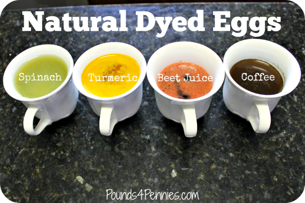 All Natural dye