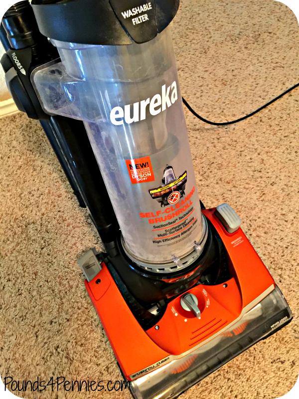 Eureka Brushroll Clean