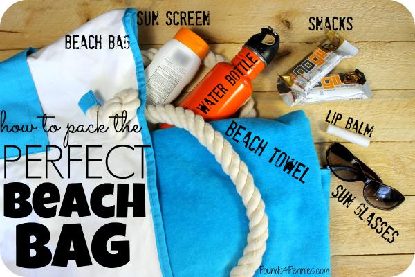 Nogii perfect beach bag