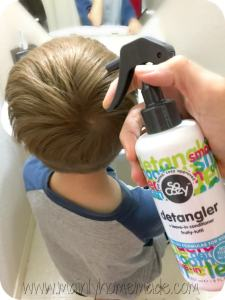 Daily Hair Routine For Kids