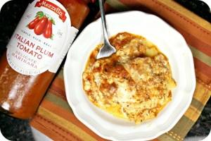 Marinara Sauce Ravioli Bake Recipe Prepped in 15 Minutes