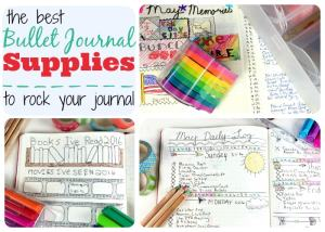 rock-your-bullet-journal-supplies