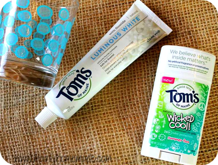 How to go natural without Trying Toms
