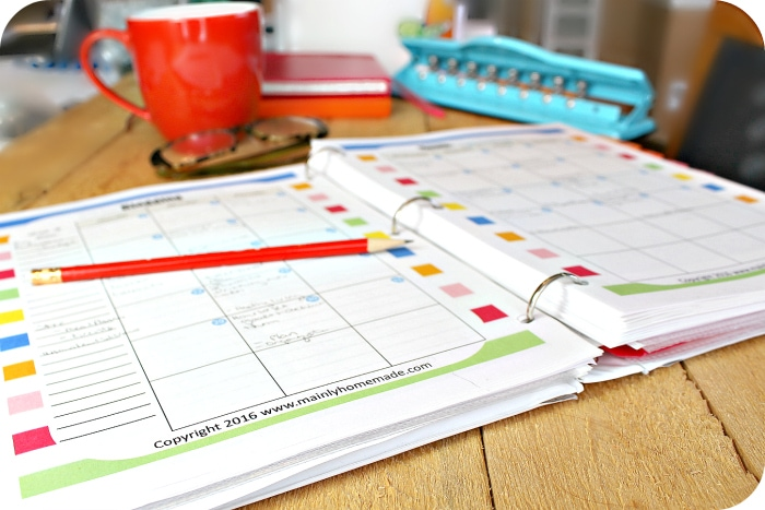 how to get more done everyday planning
