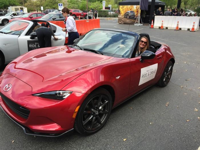 DFW Auto Show Mazda