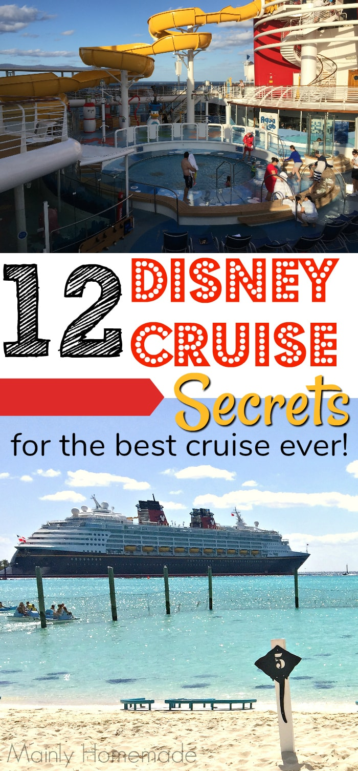 12 Secrets to Make Your Disney Cruise The Best Ever