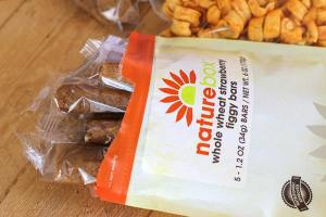 Naturebox Right for your family fig bars