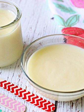 Creamy Homemade Vanilla Pudding Without Cornstarch