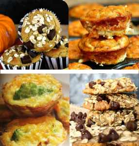 Easy Healthy Breakfast On The Go Recipes