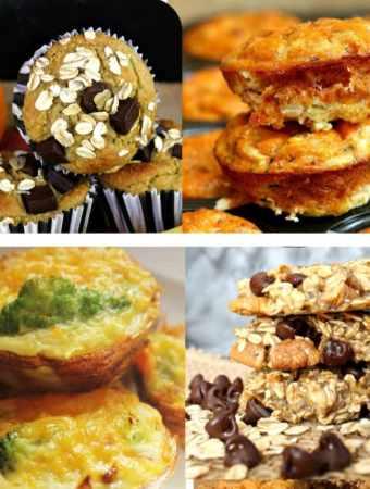 Easy Healthy Breakfast On The Go Recipes