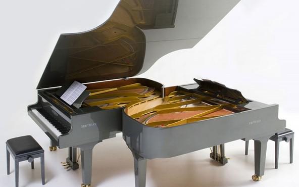 音樂史上空前的創意及革新-葛洛蒂安雙鋼琴GROTRIAN Duo