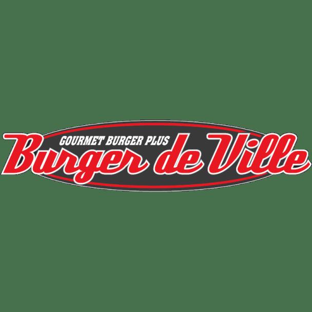 Burger De Ville Logo
