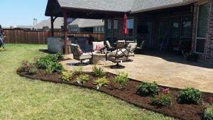 Garden Area for Small Backyard