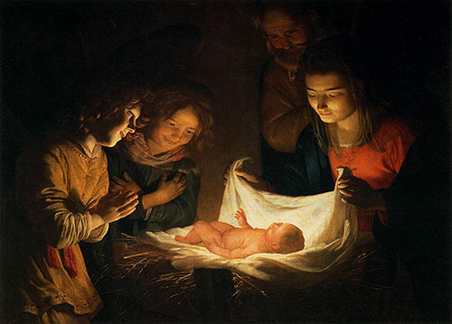 Histoire pour attendre Noël !