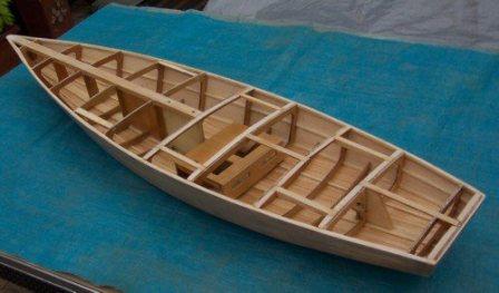 Wooden Model Boat Plans