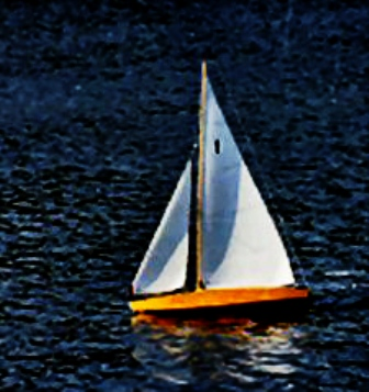 Model Sail Boat: Building a 45inch Star Boat | Building