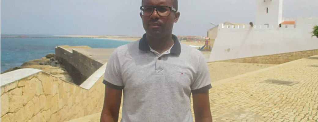 entrepreneur elvio rosa from maio cape verde