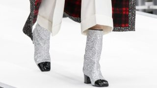 boots Chanel