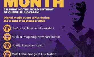 Hawaiian History Month 2021